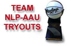 AAU Tryouts